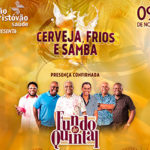 Vem Aí Cerveja Frios e Samba 2019!