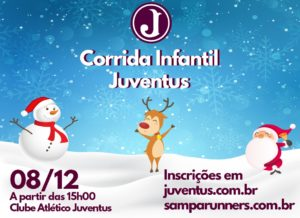 Corrida Infantil Juventus - Etapa Natal @ Campo da Sede Social