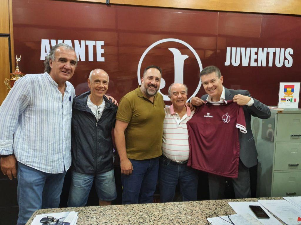 parceria camisa futsal9