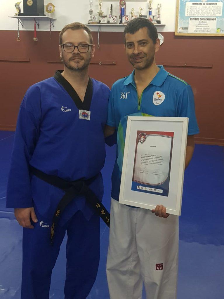 taekwondo a