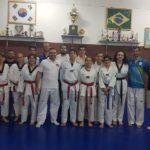 Taekwondo realiza 2º curso de arbitragem