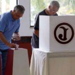 eleição grupo a