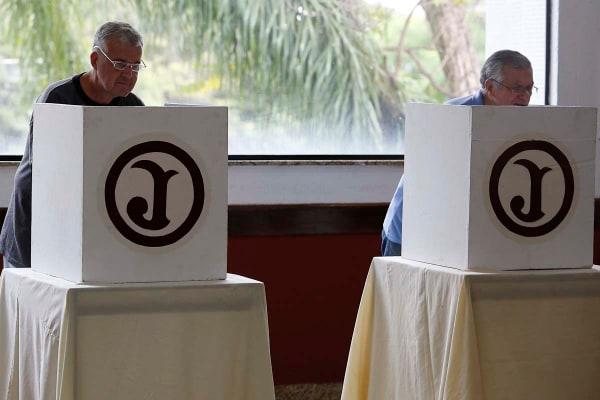 eleição grupo a10
