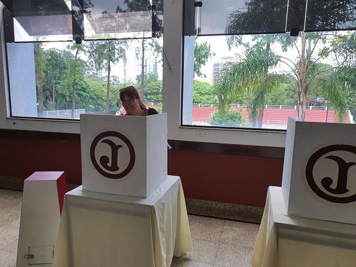eleição grupo a13
