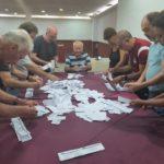 eleição grupo a25