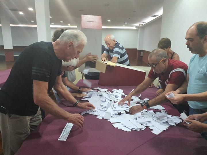 eleição grupo a27