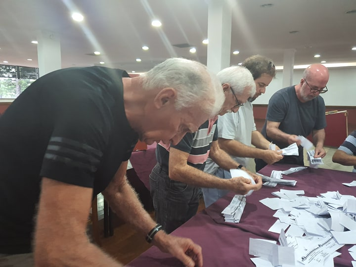 eleição grupo a31