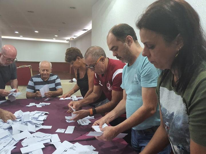 eleição grupo a32