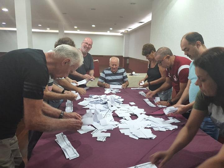 eleição grupo a36