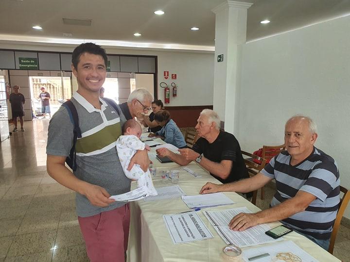 eleição grupo a7