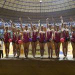 Ginastas juventinas brilham no Torneio GR Brasil