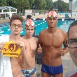 junior natação