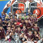 Juventus fatura o vice-campeonato da Liga Paulista na categoria Sub 11