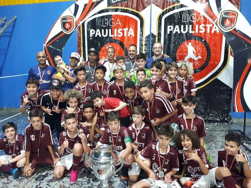 sub 11 futsal vice campeão