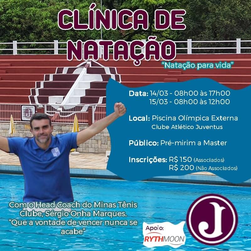 clinica natação