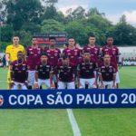 Juventus perde e se despede na Copa São Paulo 2020
