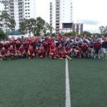 Juventus realiza jogo beneficente e doa alimentos para entidade Lar Nova 4E