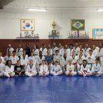 Taekwondo 2020 começa com uma super aula no Juventus