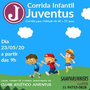 Corrida Infantil Juventus @ Sede Social