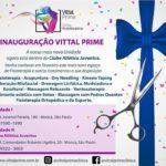 Inauguração do Espaço Vittal