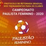 Comunicado – Campeonato Paulista Feminino – 2020