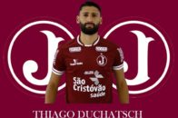 Thiago Duchatsch zagueiro