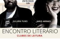 Post Redes_Encontro Literário_SEULOGO