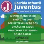 Corrida Infantil Juventus – Data Alterada