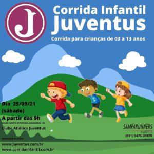 Corrida Infantil Juventus - Data Alterada