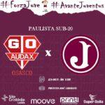Juventus estreia no Campeonato Paulista Sub-20