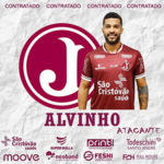 Juventus contrata Alvinho e Nailson para o Paulista 2021
