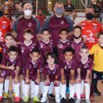 Equipes de Iniciação e de Base disputam o Paulista de Futsal