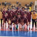 Equipes da Base enfrentaram as da Associação Sorocabana e Iniciantes encararam as da ADC São Bernardo no Paulista de Futsal
