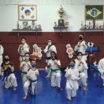 Venha participar das Aulas de Taekwondo do Juventus!