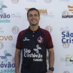 Rafael Ferro é o novo gerente do Departamento de Futebol Profissional