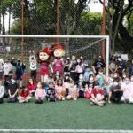 Juventus promove atividades no Dia das Crianças