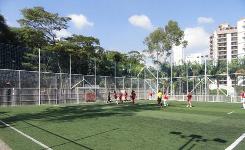 Campo Futebol Society   Clube Atlético Juventus 635c8b839f064