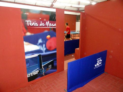 Tenis de mesa clube de campo piracicaba